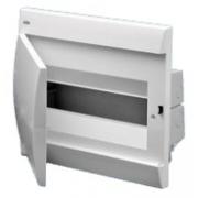 ABB Unibox Бокс встраиваемый 12 мод. белый с белой дверцей IP40
