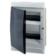 ABB Unibox Бокс встраиваемый 24 мод. белый с прозрачной дверцей IP40