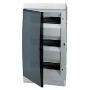 ABB Unibox Бокс встраиваемый 36 мод. белый с прозрачной дверцей IP40