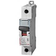 Автоматический выключатель Legrand DX3-E C10A 1п 6000/6kA