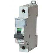 Автоматический выключатель Legrand DX3-E C40A 1п 6000/6kA