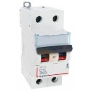 Автоматический выключатель Legrand DX3-E C10A 2п 6000/6kA