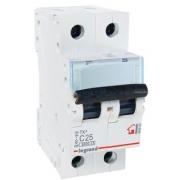 Автоматический выключатель Legrand TX3 C25A 2п 6000