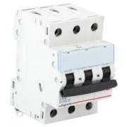 Автоматический выключатель Legrand TX3 C6A 3п 6000
