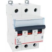Автоматический выключатель Legrand DX3-E C6A 3п 6000/6kA