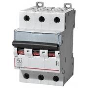 Автоматический выключатель Legrand DX3-E C63A 3п 6000/6kA