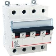 Автоматический выключатель Legrand DX3-E C63A 4п 6000/6kA