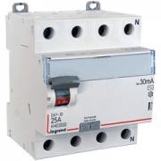 Дифференциальный выключатель Legrand ВДТ DX3-ID 4п 25А 30mА АС