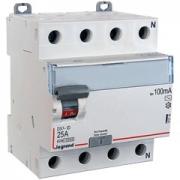 Дифференциальный выключатель Legrand ВДТ DX3-ID 4п 25А 100mА АС