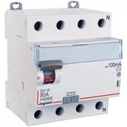 Дифференциальный выключатель Legrand ВДТ DX3-ID 4п 80А 100mА АС