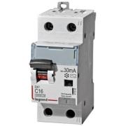 Дифференциальный автомат Legrand АВДТ DX3 1П+Н C16A 30mА АС