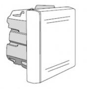 Выключатель DKC Viva однополюсный, 1 модуль