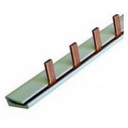 Шина соединительная типа PIN (штырь) 3-фазная 63А (1м)