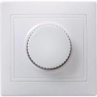 ВСР10-1-0-КБ Светорегулятор поворот КВАРТА (белый)
