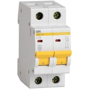 IEK Автоматический выключатель ВА47-29 2Р 16А 4,5кА х-ка С