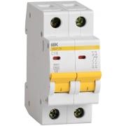 IEK Автоматический выключатель ВА47-29 2Р 20А 4,5кА х-ка С
