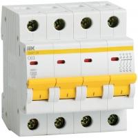 IEK Автоматический выключатель ВА47-29 4Р 25А 4,5кА х-ка С