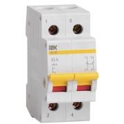 IEK Рубильник модульный ВН-32 2Р 32А выключатель нагрузки