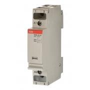Модульный контактор ABB ESB-20-02 (20А AC1) 220 В АС
