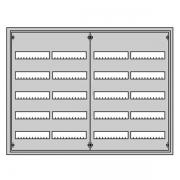 Распределительный щит ABB U54E в нишу 834х1060х120 (240 модулей)