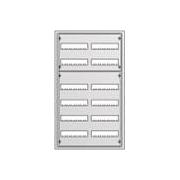 Распределительный щит ABB U62 в нишу 984х560х120 (144 модуля)
