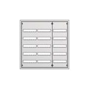 Распределительный щит ABB AT53 824х824х140 (180 модулей)