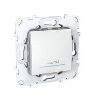 Светорегулятор клавишный универсальный 20-350 Вт. для ламп накаливания и низковольтн.галог.ламп, трехпроводное подключение