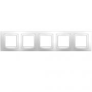 Рамка 5-я Unica Белый