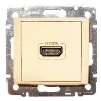 Розетка HDMI Legrand Valena (Сл. Кость)
