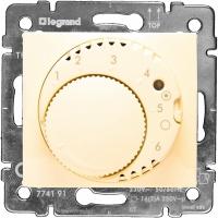 Терморегулятор для теплого пола Legrand Valena (Сл. Кость)