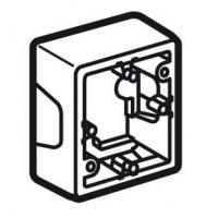 Коробка Valena для накладного монтажа 1 пост Legrand Valena (Сл. Кость)