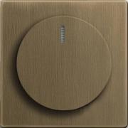 Светорегулятор ABB Dynasty поворотный 60-600 Вт/ВА (античная латунь)