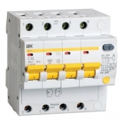 Устройства защиты от дифференциального тока