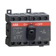Рубильники ABB серии OT...F3 (от 16A до 125A)