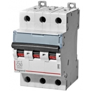 Автоматические выключатели Legrand DX3-E 6kA (до 63А)