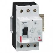 Автоматические выключатели для защиты электродвигателя Legrand