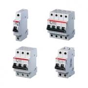 Автоматические выключатели S200 6кА (до 63А)
